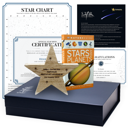 Name a Star - Limited Edition Christmas Elf Gift Set