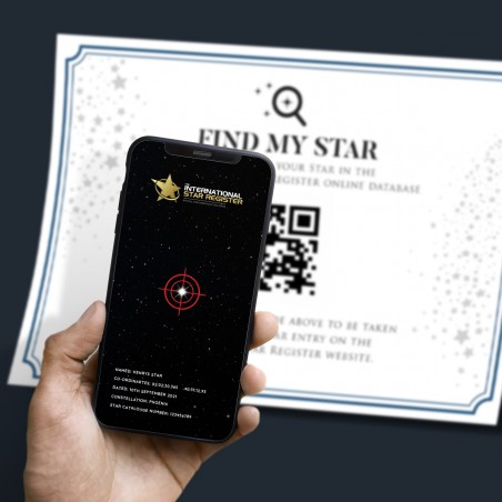 Name a Star - Star Mug Gift Set